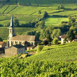Burgundsko a Alsasko