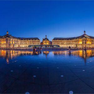 Bordeaux – ustrice a víno