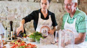 Kurzy varenia v Toskánsku